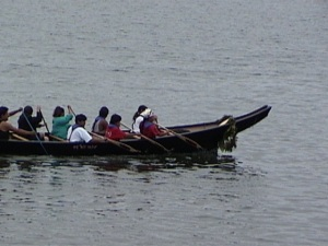 Nisqually Canoe