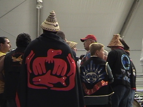 Makah presentation at Elwha 2005