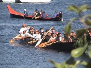 Canoe entry Hollywood Beach, Port Angeles