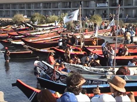 Paddle to Elwha 2005