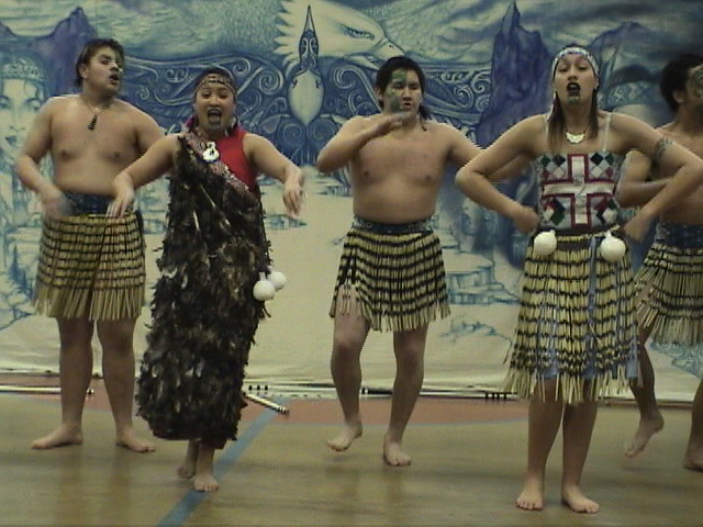 New Zealand Tribes