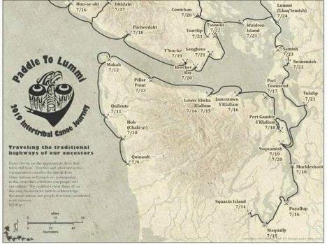 Journey Map - 2019 to Lummi